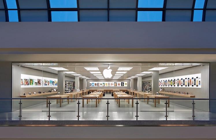 einbruch in apple store m nchen beute von rund euro itopnews. Black Bedroom Furniture Sets. Home Design Ideas