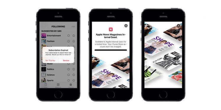 News Zu Apple