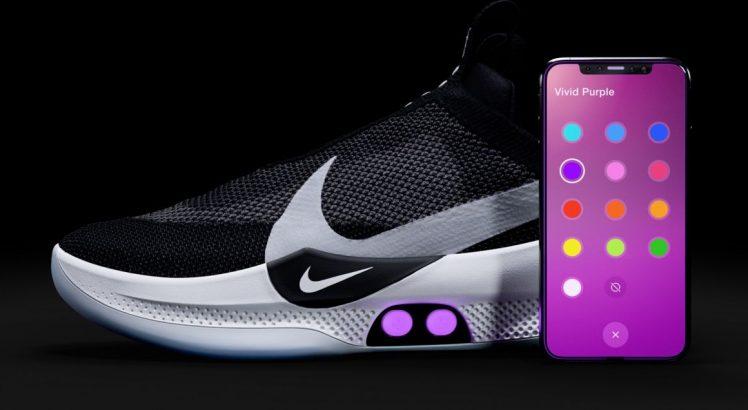 iPhone voriTopnews AdaptNike mit stellt Anbindung Schuh OuZwTXPki