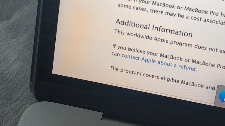 Flexgate beendet: Apple bessert Display-Fehler im MacBook