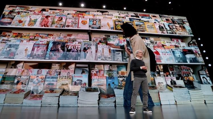 apple news neuer abo dienst f r zeitungen und magazine vorgestellt itopnews. Black Bedroom Furniture Sets. Home Design Ideas