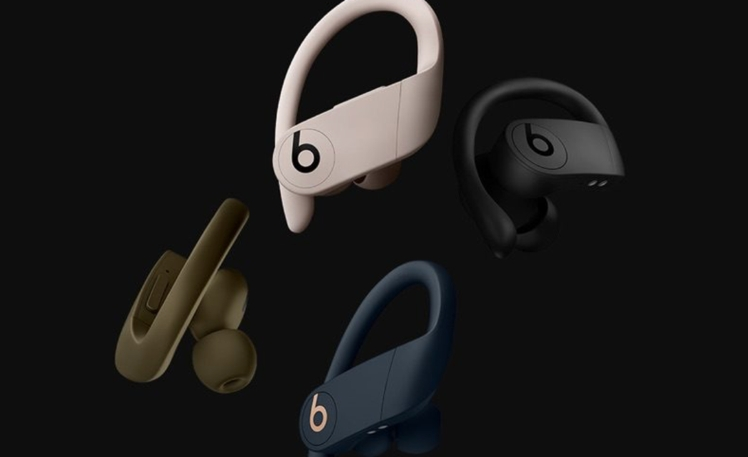 powerbeats pro apple und beats zeigen neue kopfh rer. Black Bedroom Furniture Sets. Home Design Ideas