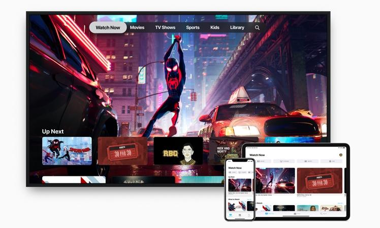 So geht's: Inhalte in der neuen Apple TV App für Offline-Wiedergabe laden   iTopnews