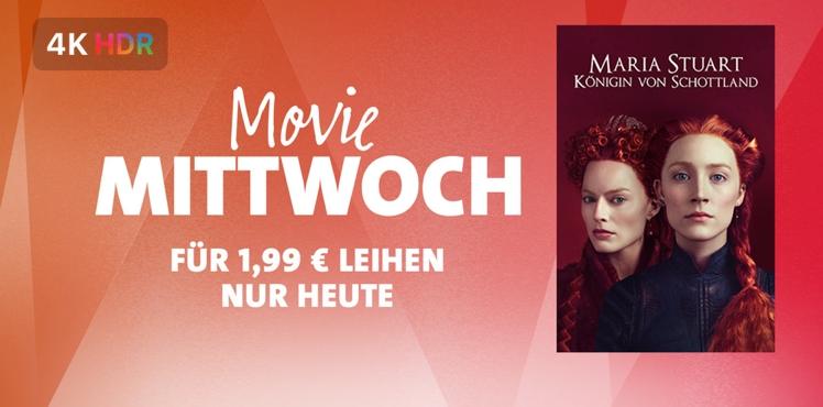 Itunes Movie Mittwoch Maria Stuart In 4k Hdr Für 199