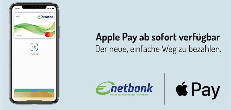 Netbank bei Apple Pay Deutschland gestartet   iTopnews