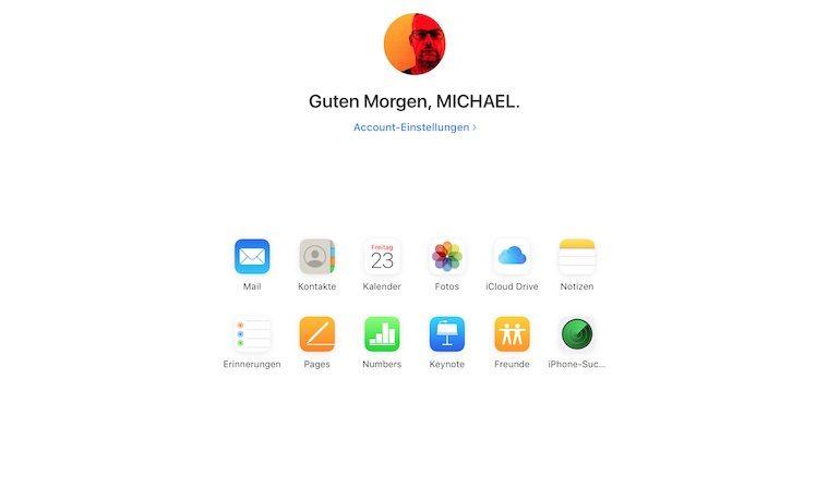 iCloud.com von Apple neu gestaltet - iTopnews.de