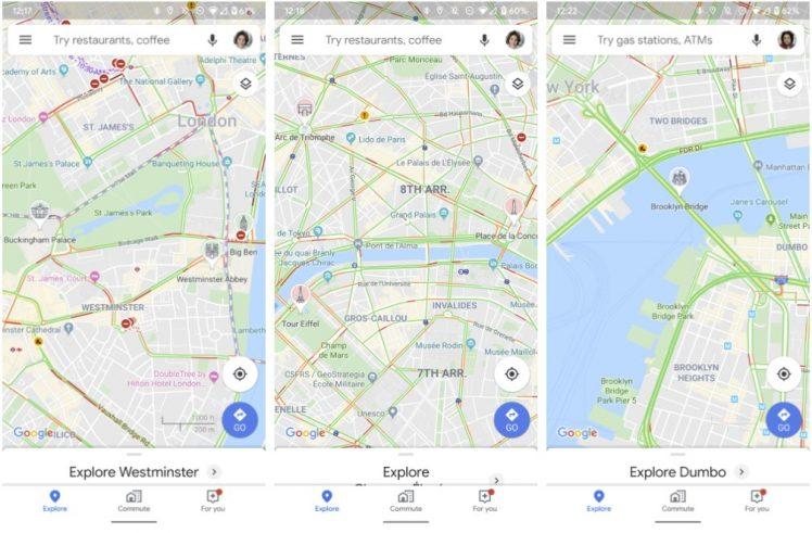 Google Maps: Neues Feature für Sehenswürdigkeiten gestartet ...
