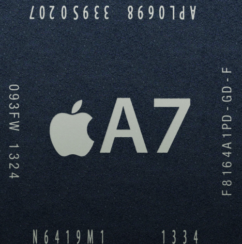 Apple a7 Chip Icon