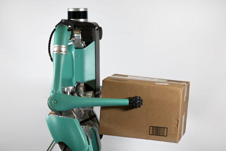 Digit: Smarter Roboter zum Kistenschleppen im Video | iTopnews