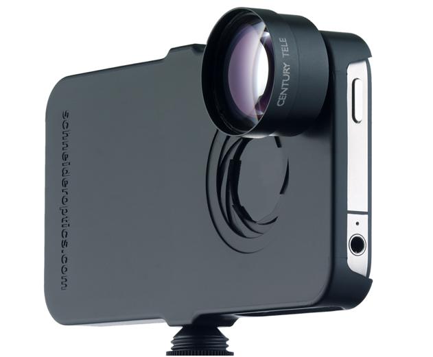 ipro linsen f r das iphone 5 vorgestellt video itopnews. Black Bedroom Furniture Sets. Home Design Ideas