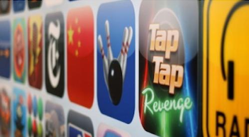 App Store Ansicht