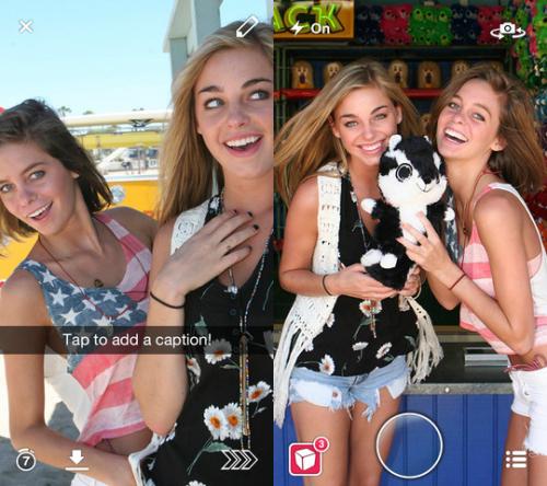 Snapchat Screen1