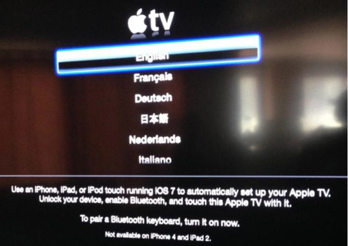 how to connect iphone to tv via bluetooth