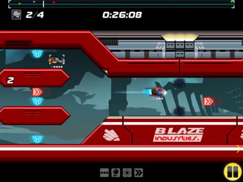 Delta V Racing Screen1