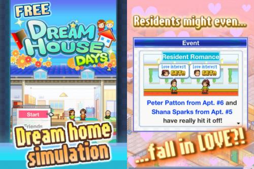 Dream house days Screen2