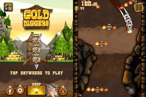 Gold Diggers Screen1