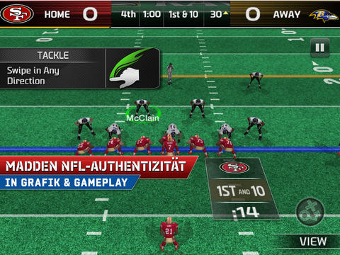 Madden NFL 25 Screen1