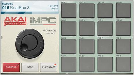 iMPC iPhone
