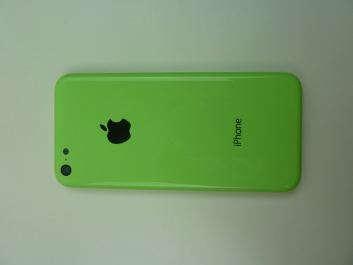 iPhone 5C gruen Bild1