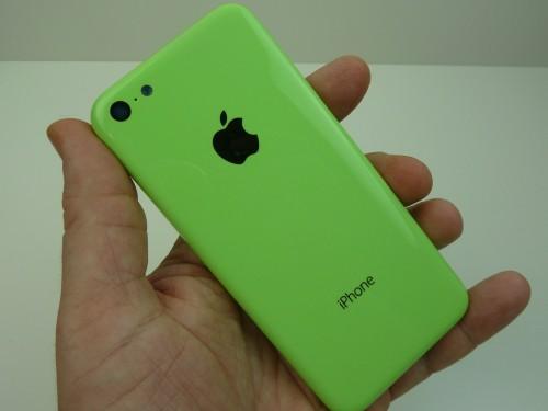 iPhone 5C gruen Bild2