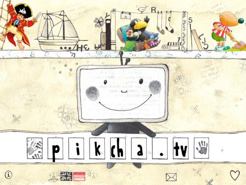 pikchaTV.HD Screen1