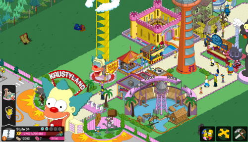 Die Simpsons Springfield Krustyland bild2