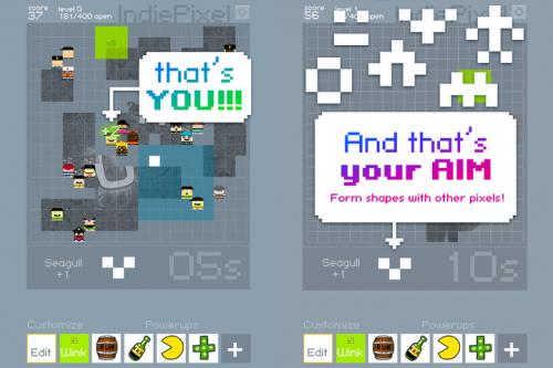 Indie Pixel Screen1