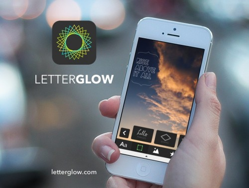Letter Glow Bild (1)