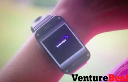 Samsung Gear 1 venturebeat.com