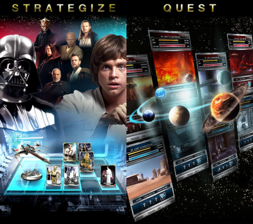 Star Wars Force Collection Screen2