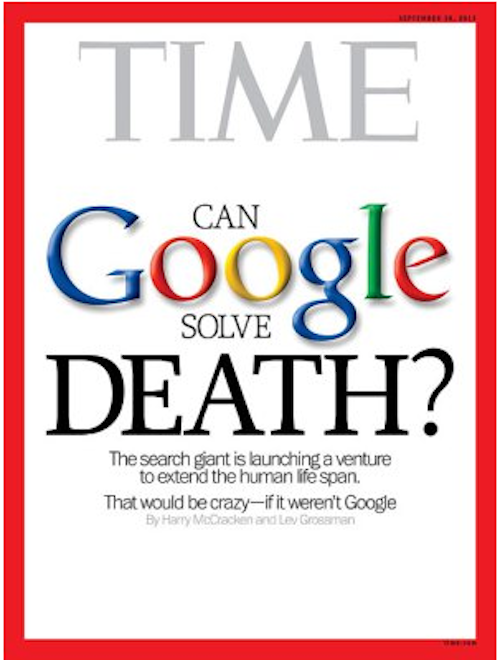Time Magazine Titel Google