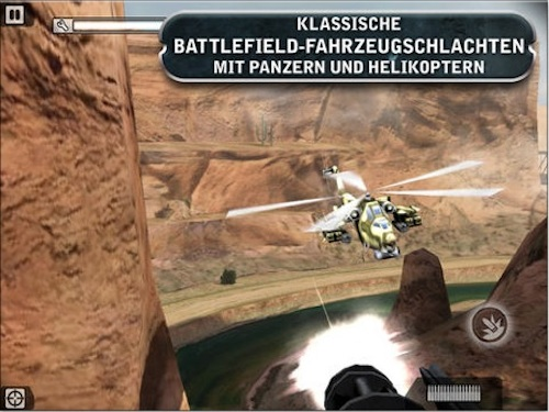 Battlefield 2 iOS