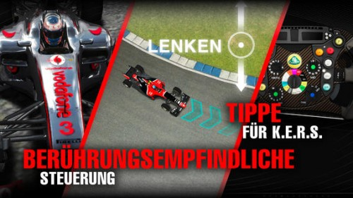 F1 Challenge Screen2