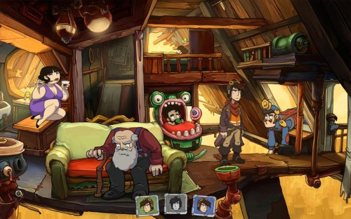 Goodbye Deponia Screen1