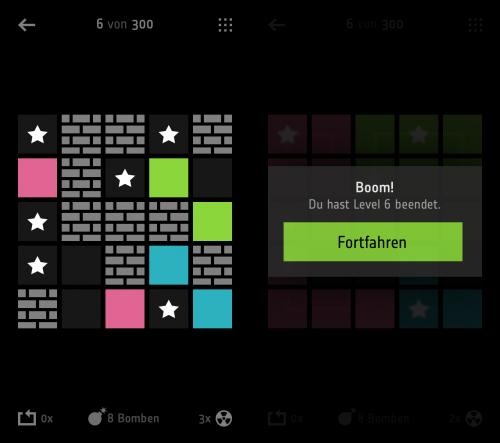 Super Squares Screen1