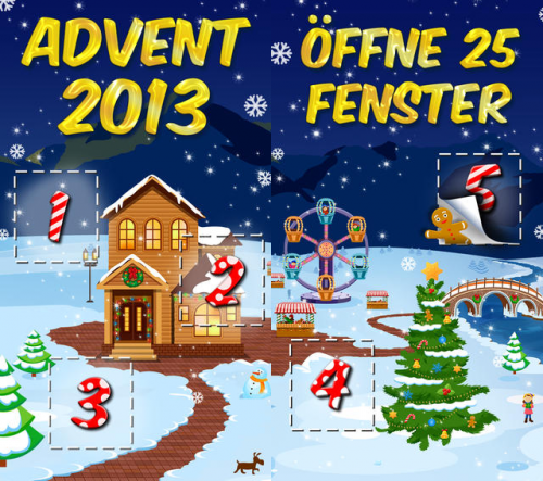 Adventskalender 2013 screen1
