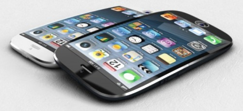 Curved iPhone Ciccarese Design Studie