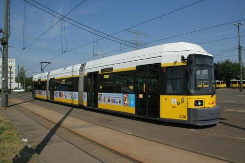 App Strassenbahn Berlin
