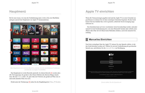 Apple TV Buch