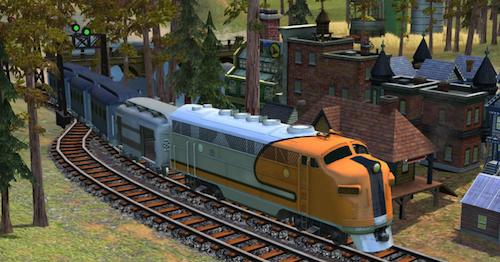 Sid Meiers Railroad