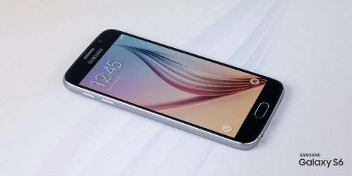 Samsung Galaxy S6 Bild