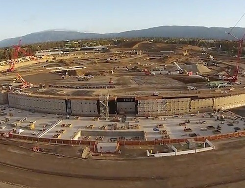 Apple Campus 29 Mai