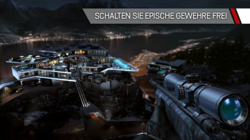 Hitman Sniper Screen