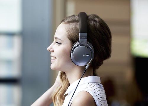 Sony HR Kopfhoerer