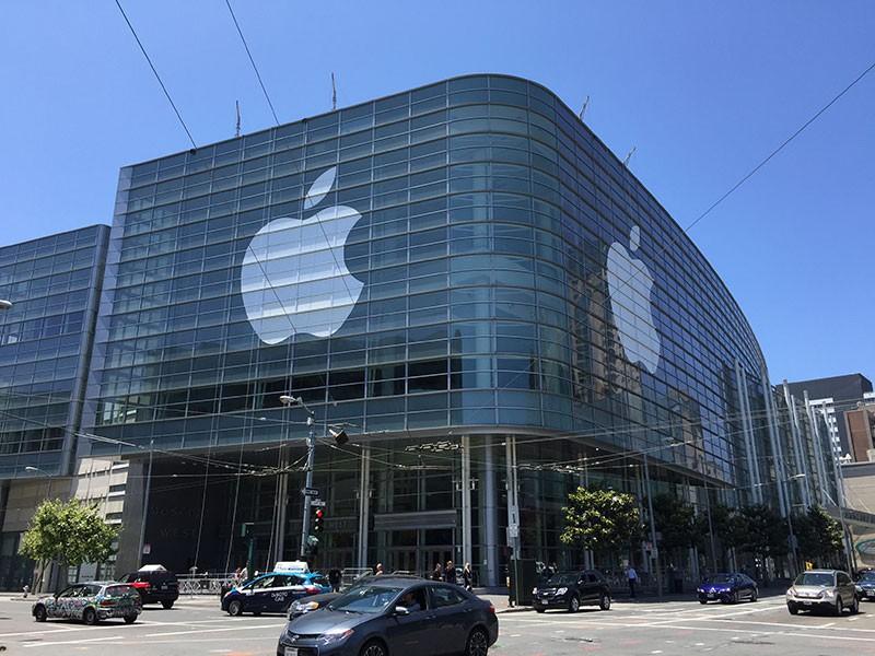 WWDC 15 Moscone 2