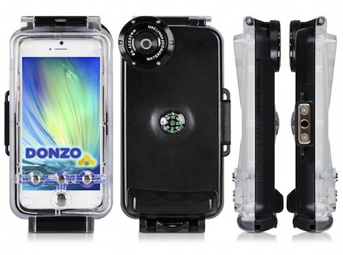 Wasserdichtes Donzo Case iPhone 6