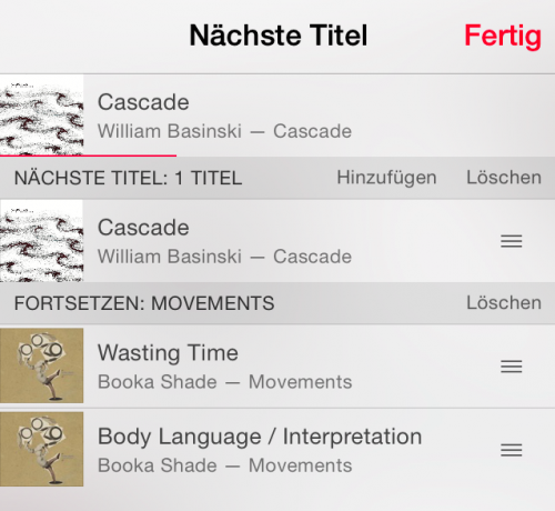 applemusic_Warteschlange