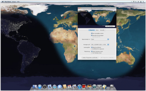 Blue Planet Mac