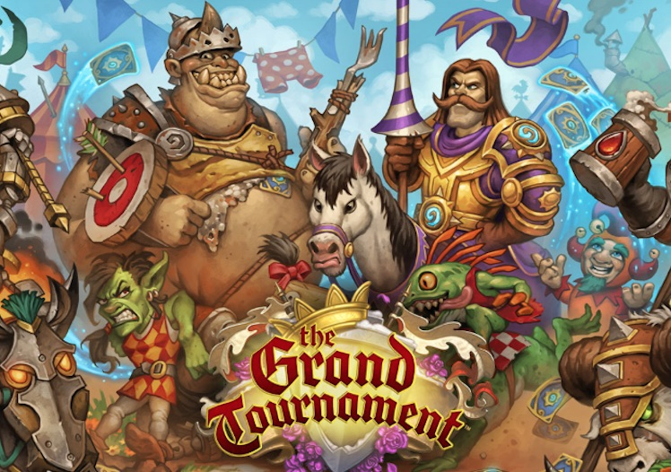 Das grosse Turnier Hearthstone