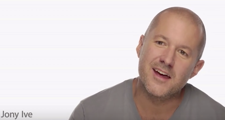 Jony Ive YouTube